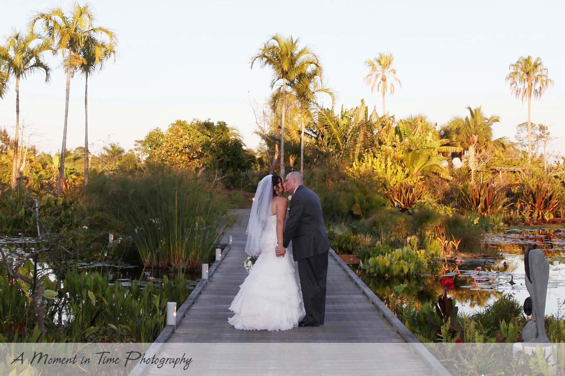 Naples Botanical Garden | Wedding Photographer